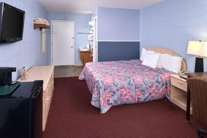 Americas Best Value Inn & Suites Branson - Near The Strip - Branson - Bedroom