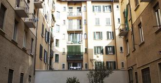 Alessia's Flat - Mac Mahon - Milán - Vista del exterior