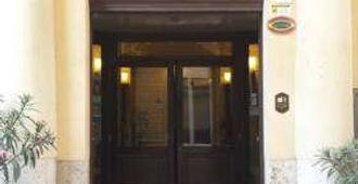 Hotel Due Colonne - Cagliari - Vista esterna
