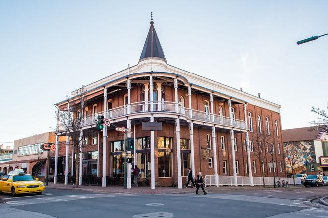 Weatherford Hotel - Flagstaff - Building