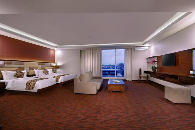聖丹柏莎探索酒店 - 庫塔 - 臥室