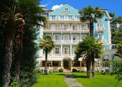 Hotel Bavaria - Merano - Edificio