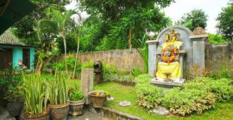 Downtown Monkey Forest Hostel - Ubud - Vista del exterior