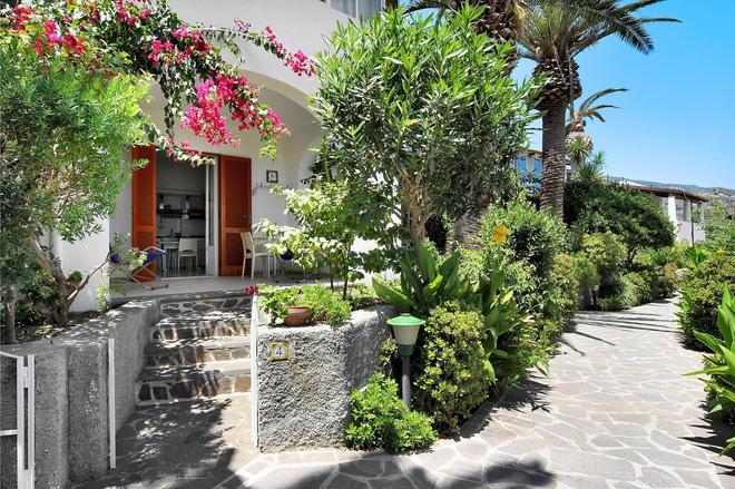 Hotel Residence Mendolita - Lipari - Cảnh ngoài trời