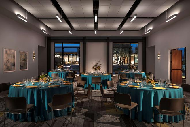 Andaz Scottsdale Resort and Bungalows - Scottsdale - Sala ricevimenti