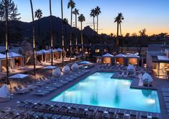 Andaz Scottsdale Resort and Bungalows - Scottsdale - Piscina