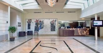 Hotel Sandwirth - Klagenfurt - Front desk