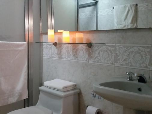 Molicie Hotel - Medellín - Phòng tắm