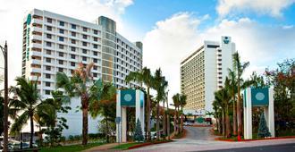 Guam Reef Hotel - Tamuning - Edificio