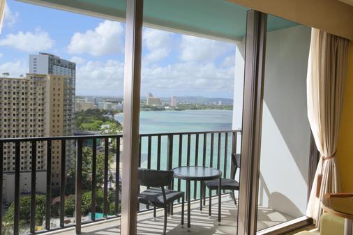 Guam Reef Hotel - Tamuning - Balcony
