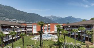 Hapimag Resort Ascona - Ascona - Building