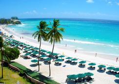 Accra Beach Hotel & Spa - Christchurch - Spiaggia