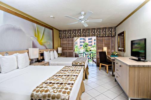 Accra Beach Hotel & Spa - Christchurch - Κρεβατοκάμαρα