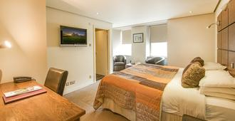 Queens Head Hotel - Kelso - Camera da letto