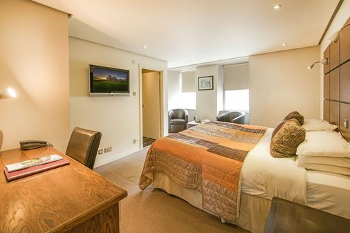 Queens Head Hotel - Kelso - Bedroom