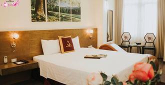 Suji Hotel My Dinh - האנוי - חדר שינה