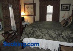 Historic Farnsworth House Inn - Геттисберг - Спальня