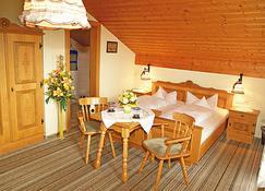 Haus Sonnenfels - Bodenmais - Slaapkamer