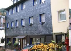 Eintracht Hotel - Bad Wildbad - Building