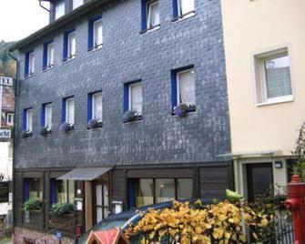 Hotel Eintracht - Bad Wildbad - Edificio