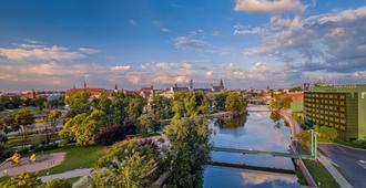 HP Park Plaza - Wroclaw - Outdoors view