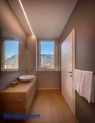 La Villa - Luxury Guest House - Trento - Bathroom