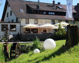 Landhotel Mühle zu Gersbach - Schopfheim - Gebäude