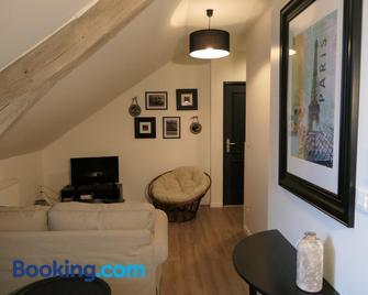 La maison Virginie - Монтаржі - Living room