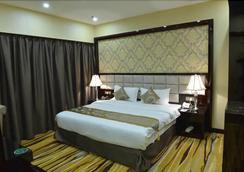 Garden Plaza Hotel Salmaniah - Hofuf - Bedroom