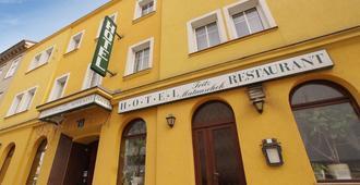 Hotel-Restaurant Fritz Matauschek - וינה - בניין
