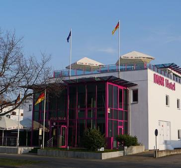Msr Hotel Hannover - Hanóver - Edificio