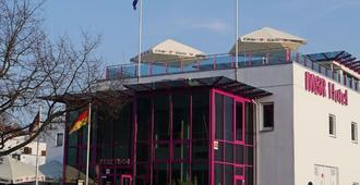 Msr Hotel - Hannover - Gebäude