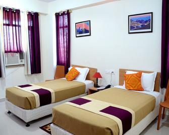 Hotel Bodh Vilas - Bodhgaya - Slaapkamer