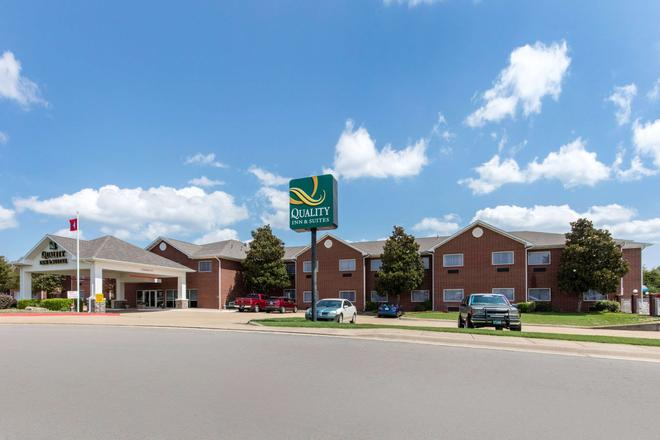 Quality Inn and Suites Mtn Home - Mountain Home - Building