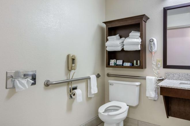 Quality Inn and Suites Mtn Home - Mountain Home - Bathroom