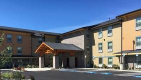 Aptel Studio Hotel - Anchorage - Edificio