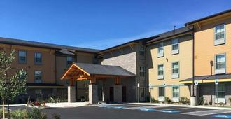 Aptel Studio Hotel - Anchorage - Building