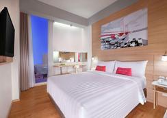Favehotel Palembang - Palembang - Bedroom