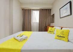 Literooms At Kebagusan City - Jakarta - Bedroom
