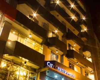 Baguio City Center Hotel - Baguio City - Gebouw