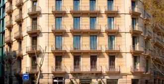 H10 Casanova - Barcelona - Gebäude