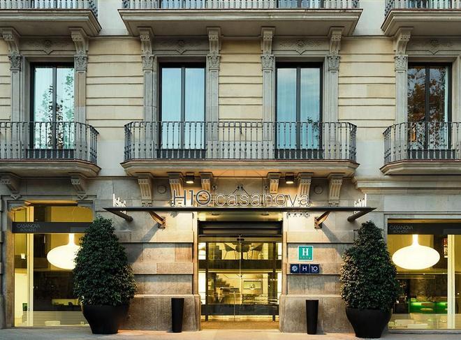 H10 Casanova - Barcelona - Building