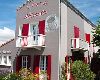 Logis de Mélisandre - Vaux-sur-Mer - Gebouw