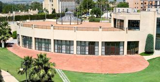 巴塞羅傑雷斯蒙特城堡 & 會議中心酒店 - 赫雷斯德拉弗隆特拉 - 赫雷斯-德拉弗龍特拉