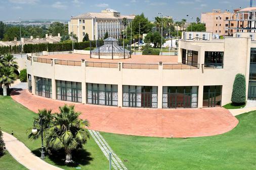 Barceló Jerez Montecastillo & Convention Center - Jerez de la Frontera - Building