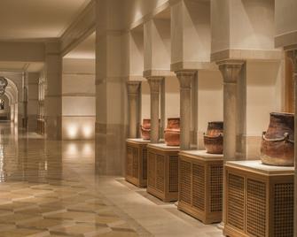 Four Seasons Hotel Tunis - La Marsa - Lobby