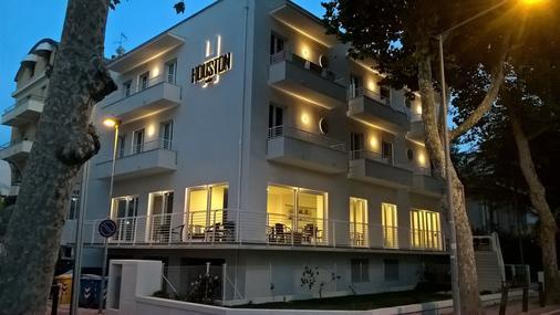 Hotel Houston - Rimini - Building