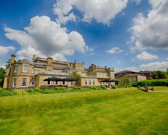 Best Western Chilworth Manor Hotel - Southampton - Edificio