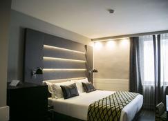 The Style - רומא - חדר שינה