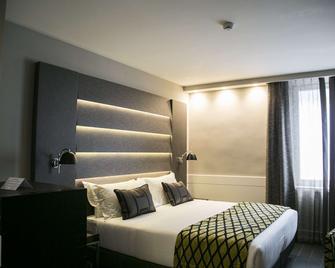 ذا ستايل - روما - غرفة نوم